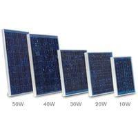 Speedrite Solar Panels
