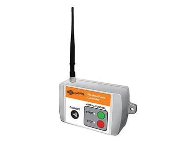 Gallagher Wireless Water Monitoring Wireless Pump