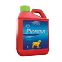 Bayer Piranha Dip for Sheep 2.5L