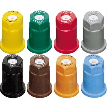 Teejet Conejet Hollow Cone Ceramic Nozzle 10 Packs