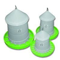 Bainbridge Poultry Feeder with Lid 5kg
