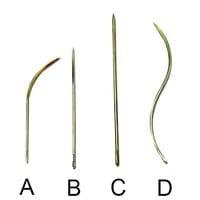 Bainbridge Surgical Needle Serpentine 102mm 1 pack