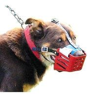 Bainbridge Stockman Sheep Dog Muzzle