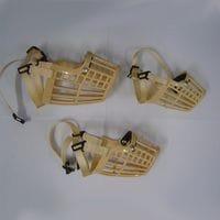 Bainbridge Dog Muzzle Plastic Size 4