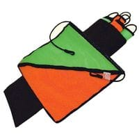 Oversize Warning Flag H/Duty Fluro