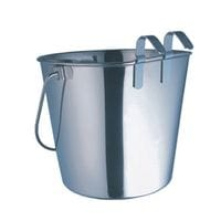 Bainbridge Stainless Steel Bucket Flat Sided
