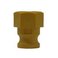 Raindrop Camlock Adaptor Part A  x 2'