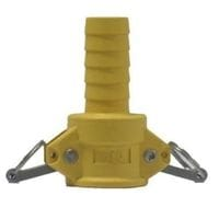 Raindrop Camlock Coupler Part C x C' 3'