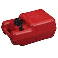 Scepter Portable Topside Marine Fuel Tank 12Lt