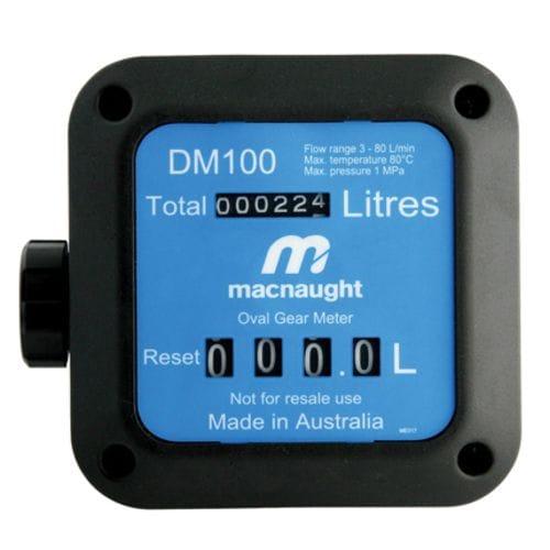 Macnaught Fuel Meter 1inch BSP Ports