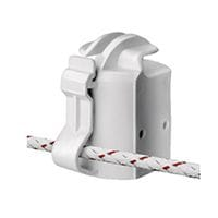 Speedrite Post Cap Topper White - Pack of 10