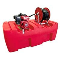 Selecta 800Lt Squatpak Power Pump & Hose Reel 250L/min