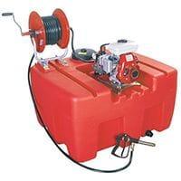 Selecta Squatpak Sprayer 400Lt  18.5L/min with 4.0HP MC2020