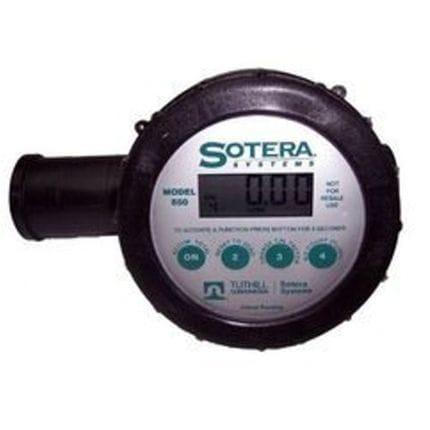 Sotera Electronic Flowmeter Series 850