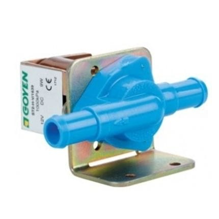 Goyen Electric Solenoid Valve Straight Barbed