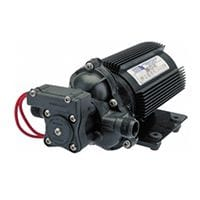 Shurflo 2088 Series Fin Cooled 12 Volt DC Pump