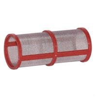 Teejet Filter Screen 50# Mesh Red To Suit 1/2 inch Filter House