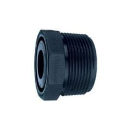 Philmac Poly Bush 1inch x 1/2inch