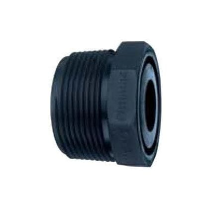 Philmac Poly Bush BSP 1 1/4inch x 1inch