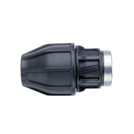 Philmac Poly End Connector 3G Metric Female 50mm