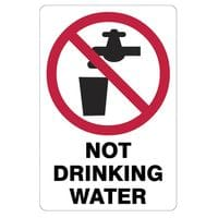 Silvan Sign - Not Drinking Water