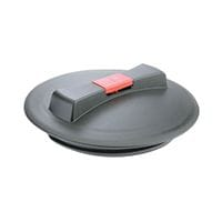 Silvan Selecta Tank Lid - Twin Male Thread with Breather 255mm