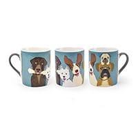 Burgon & Ball Creaturewares China Mug Dog