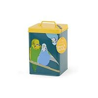 Burgon & Ball Creaturewares 'Gregory and the Pecks' Budgie Tin