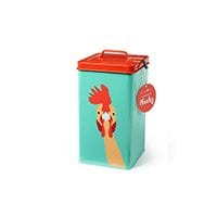 Burgon & Ball Creaturewares 'Plucky' Chicken Tin