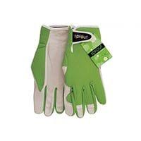 Sprout Goatskin Gloves Olive