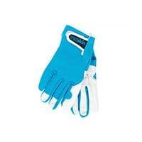 Sprout 2nd Skin Mens Gardening Gloves Aqua