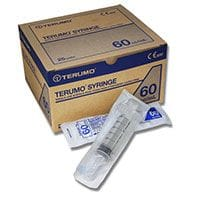Bainbridge Catheter Tip Disposable Syringes - Box of 25