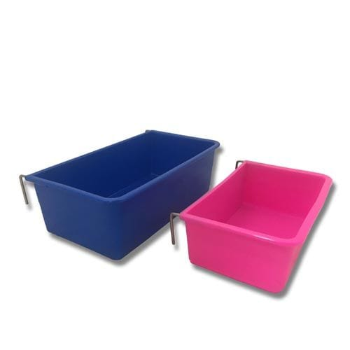 Bainbridge Plastic Rectangle Cup Large 23cm
