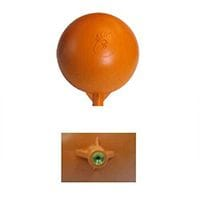 "Cocky Valve 200mm (8"") PE Ball Float"