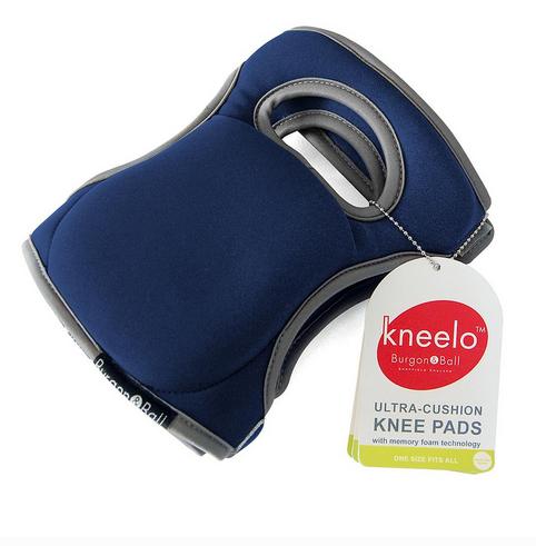 Burgon & Ball Kneelo Knee Pads Blue