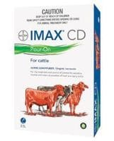 Bayer Imax CD Pour-On Cattle 2.5 Lt
