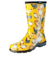 Sloggers  Women's Splash Boots Chicken Print