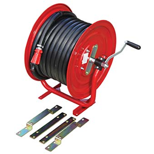 Silvan Selecta Fire Fighting Hose Reel