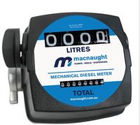 Macnaught Mechanical Diesel Meter