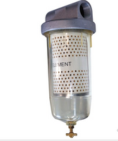 Macnaught Fuel Filter 1 Outlets