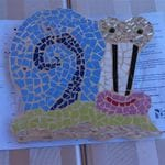January 2014 Kids Mosaics