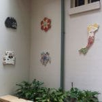 Jessica Giblin's Mosaics - Our visitor from Sydney