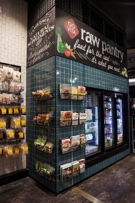 Raw Pantry