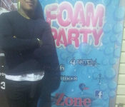 Foam Party with MC KitchFoam