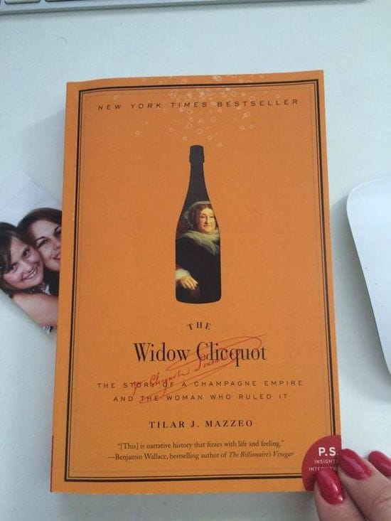 BOOK REVIEW: The Widow Clicquot - The Story of a champagne empire and the woman who ruled it
