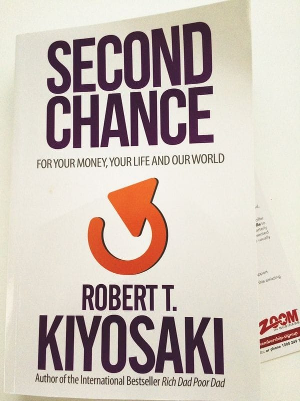 BOOK REVIEW: Second Chance