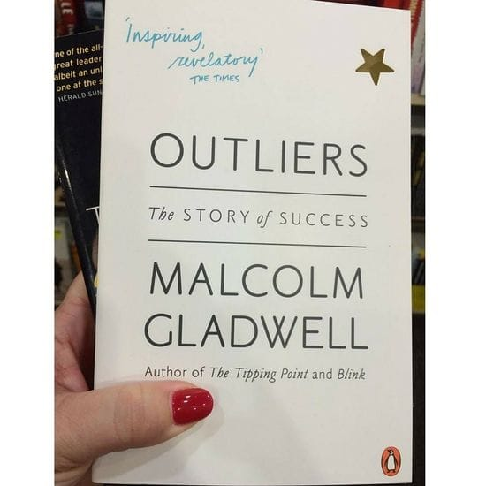 BOOK REVIEW: Outliers