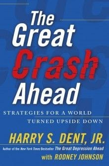 BOOK REVIEW: The Great Crash Ahead