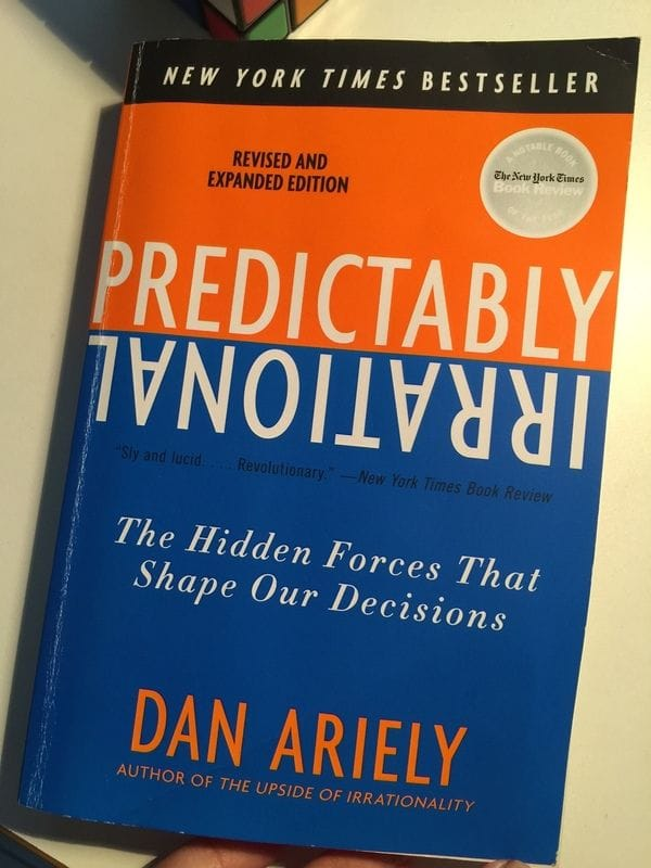BOOK REVIEW: Predictably Irrational