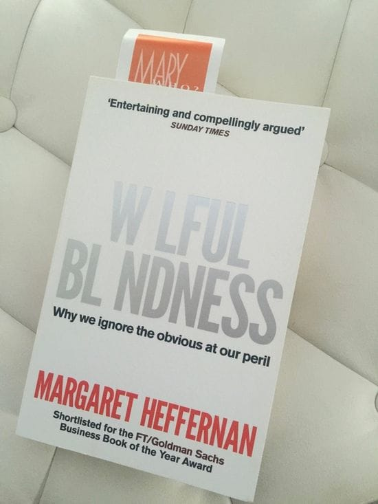 BOOK REVIEW: Wilful Blindness